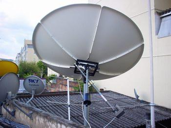 Tv digital vai estreiar no brasil inteiro por parab lica - Antena de television precio ...